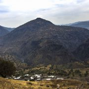 طبیعت کوهستانی روستایگرویس