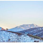 طبیعت زمستانی باساوێ – باساوه