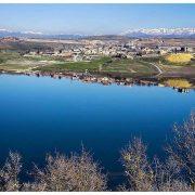 دریاچه و روستای بریسوێ – بریسوه