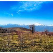 طبیعت کوهستانی بناویله