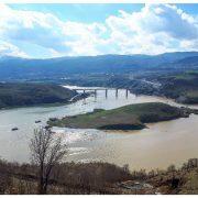 دریاچه و پل جدید سردشت